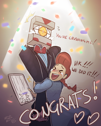 19-08-2016 - Graduation!!! by NightHead