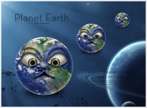Planet Earth by SoundForge