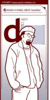 D is for DJ by garald4