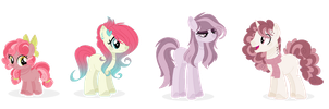 MLp Customs Part 1 by 6SixtyToons6