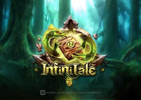 Infinitale logo design by ScriptKiddy