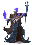 Staldorf, Dark Lord of the Dead by Spire-III