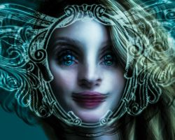 DOLL(s) . NEREID by Vic4U