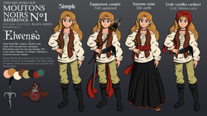 Elwensa - Black Sheeps design reference 1 by Elwensa