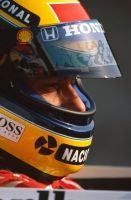 Ayrton Senna (Japan 1992) by F1-history