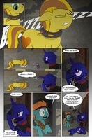 Fallout Equestria: Grounded page 36 by BoyAmongClouds