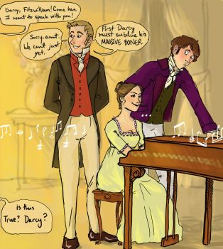 P+P Fitzwilliam FTW by mjOboe