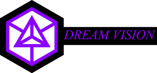 Dream Vision Logo V5 by LiamBobykl