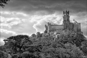 Palace of Pena by Jack-Nobre