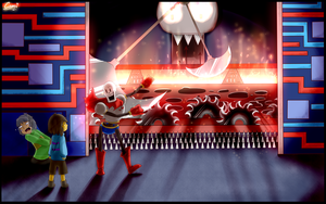 PAPYRUS' FINAL PUZZLE! | w/Speedpaint! by CamilaAnims