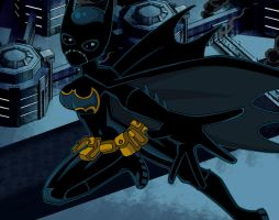 Cassandra Cain is the best Batgirl by Glee-chan