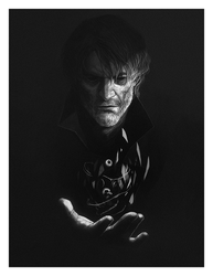 DH: Outsider Corvo by coupleofkooks