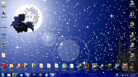 Windows 7 Luna Theme by Stickfiguresrule321