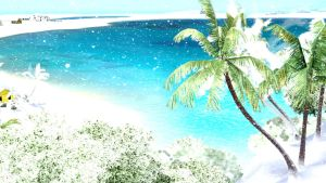 Winter Paradise - The Sims 3 Seasons by ZsoltyN