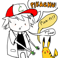I wanna be the very best by ChippidyxMessy