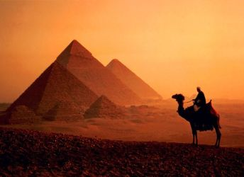 the Pyramids by Legend-Star