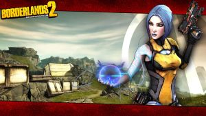 Borderlands 2 Wallpaper - Maya Landscape by mentalmars