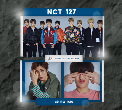 NCT 127 Photopack #1 by Nighlie