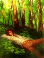 In the Shade by Mudora
