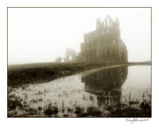 Whitby Abbey by vcrimson-photography
