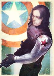 Winter Soldier by ai-eye