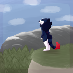 The Climb by Tails-Crossing