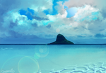 Chinaman's Hat by zabby91
