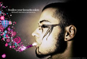 Smoke Color 3 by smth-fresh