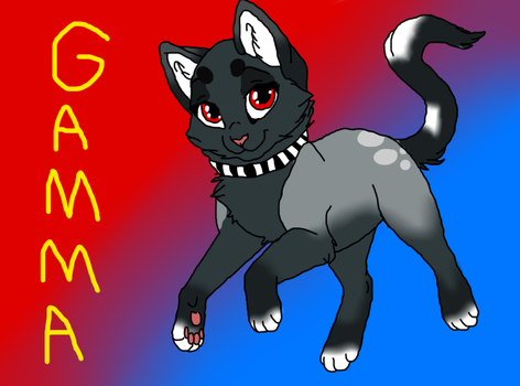 ~ Gamma ~ by Ducky-the-Wolf