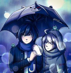 rain by Space-Marshmallow