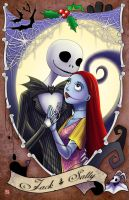 Jack and Sally by TyrineCarver