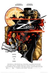 The Mask of Zorro by shokxone-studios
