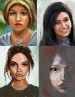 Potraits by IRCSS