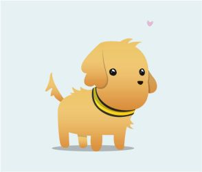 GoldenRetriever HD by capdevil13