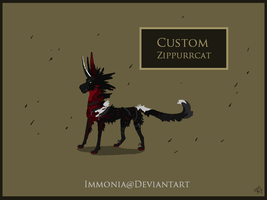 Zippurrcat Custom CityVampire8 by Immonia