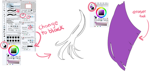 Clip Studio Paint Tutorial by maiyouka