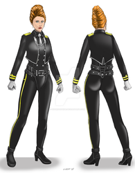 Theban Cluster Military Field Uniform by SigurdsGuide