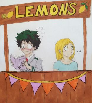 LEMONade stand by JennyDavis