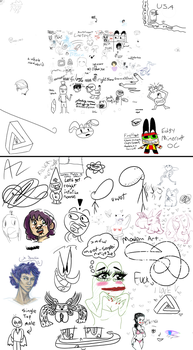 Art Lounge Drawpile #1 by Masterfireheart