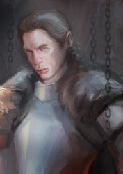 Cullen Rutherford by Zydaline