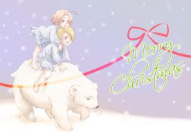 have a BEARy Christmas by beanclam
