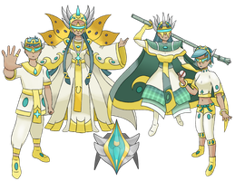 /r/ Pokemon Villain Contest Entry! Team Mirage