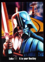 Lord Vader by mario-freire