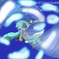 Elysian Tail-Dust by dantiscus