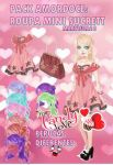 PACK AMORDOCE-MINI SUCRETT by Marylusa18