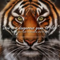 Love is dangerous game to play by maximumsohan