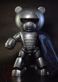1/144 HGBF BEARGGUY X STAR WARS CAPTAIN PHASMA by AndrewMS