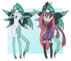 Eye of Ether Adopt [Closed] by Hecateadopt