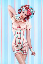Sweet stripes by Ophelia-Overdose