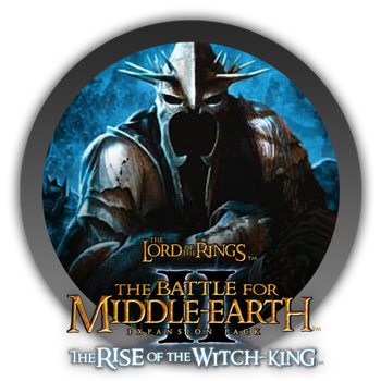 LOTR Battle for the Middle Earth II TRotWK - Icon by Blagoicons